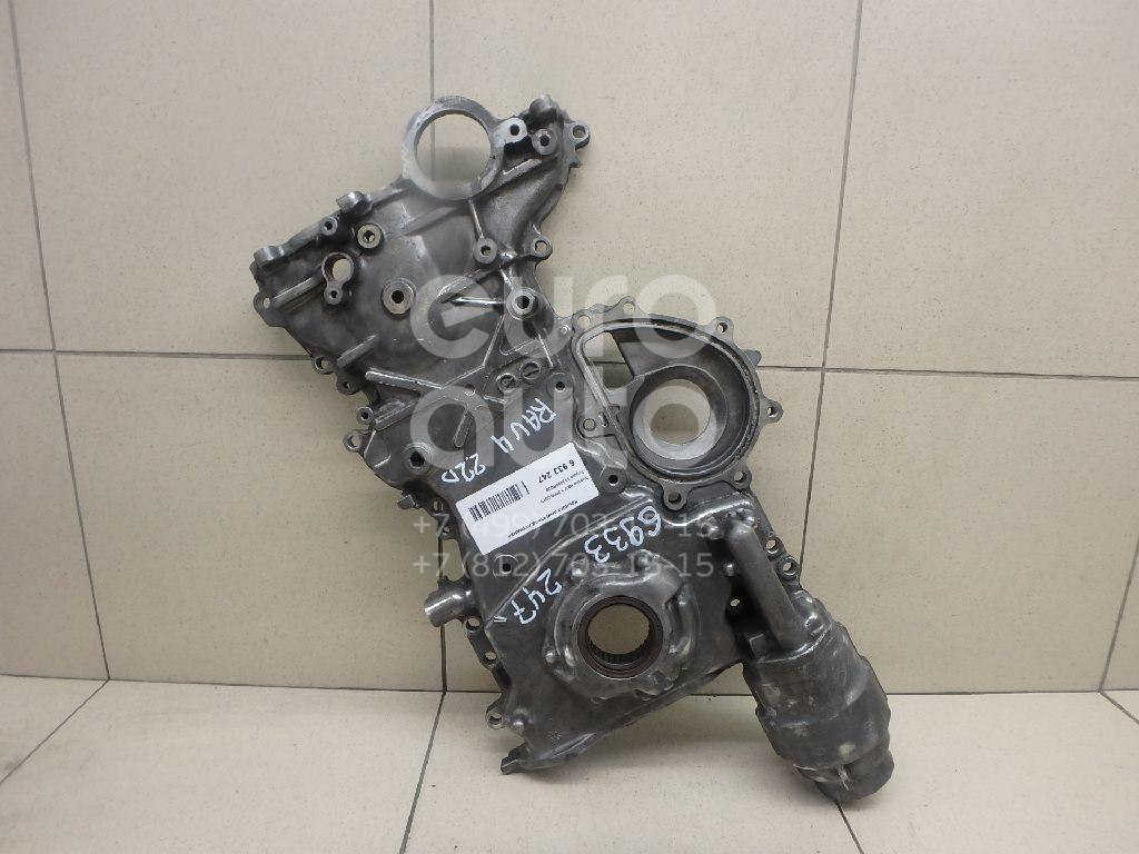 Купить Крышка двигателя передняя Toyota RAV 4 2006-2013; (113020R020)