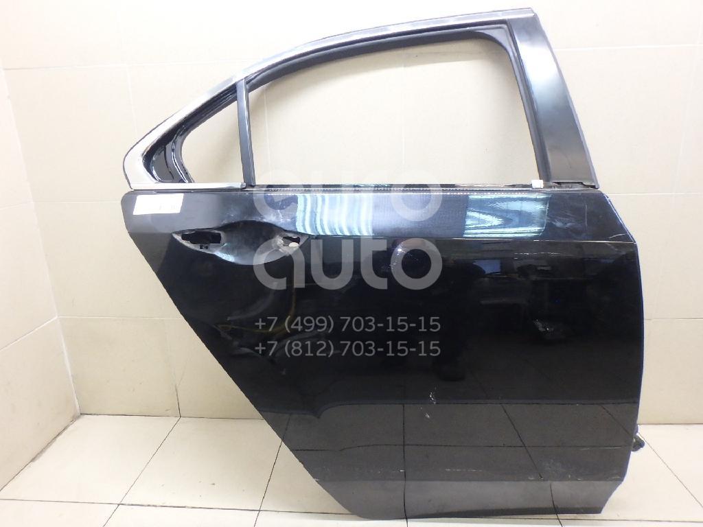 Купить Дверь задняя правая Honda Accord VIII 2008-2015; (67510TL2A90ZZ)