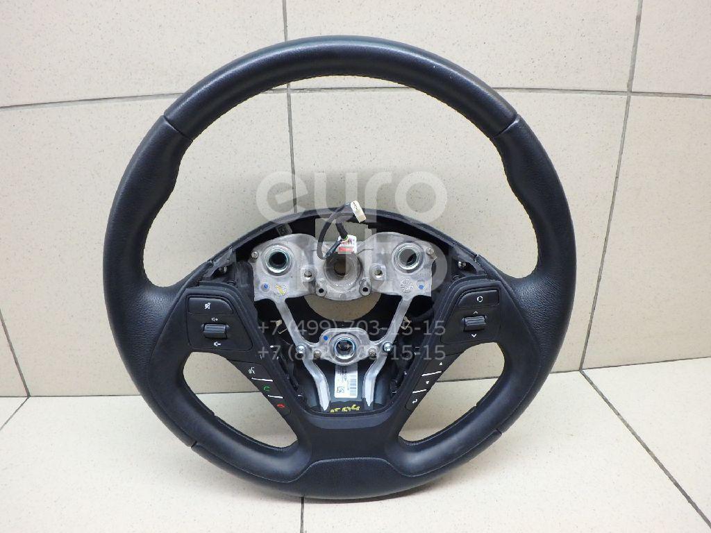 Рулевое колесо для AIR BAG (без AIR BAG) Kia Ceed 2012-; (56110A2450BWK)  - купить со скидкой