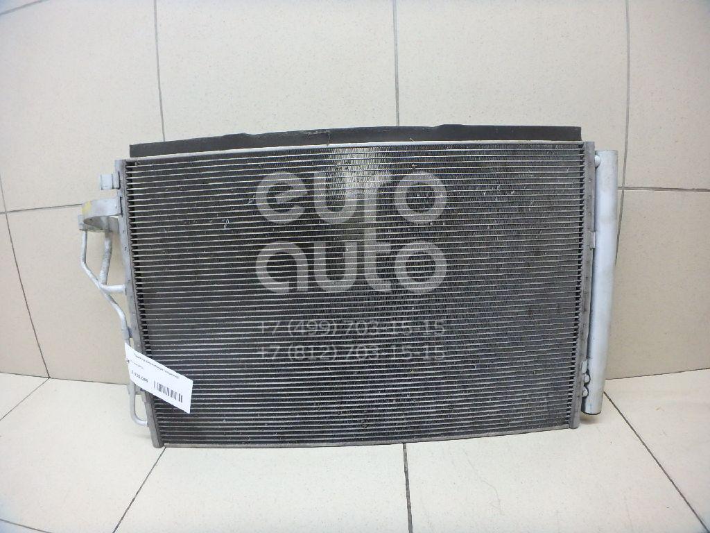 Купить Радиатор кондиционера (конденсер) Kia Ceed 2012-; (97606A6000)