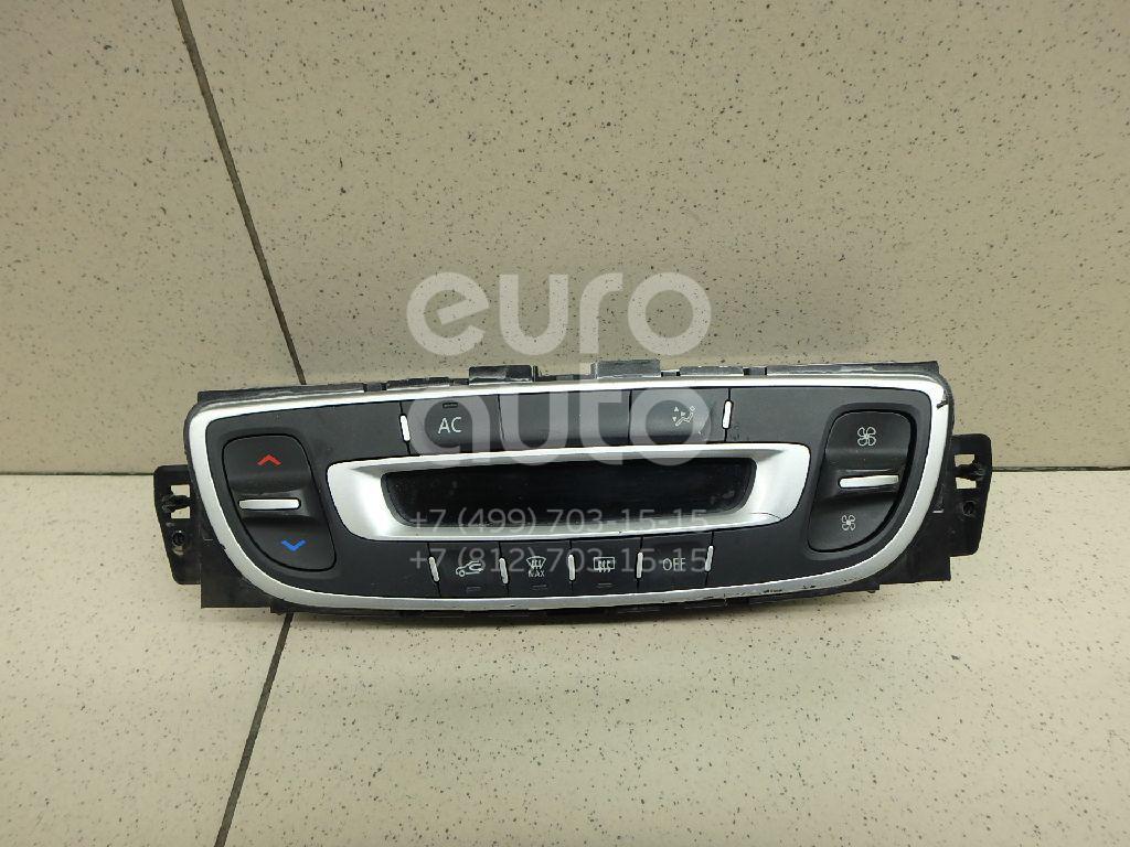 Купить Блок управления климатической установкой Renault Latitude 2010-2015; (275100009R)