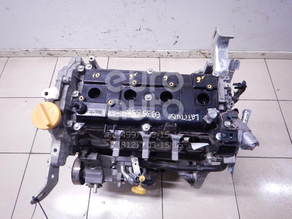 Купить Двигатель Renault Latitude 2010-2015; (8201127362)