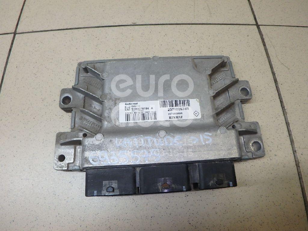 Купить Блок управления двигателем Renault Latitude 2010-2015; (237100974R)