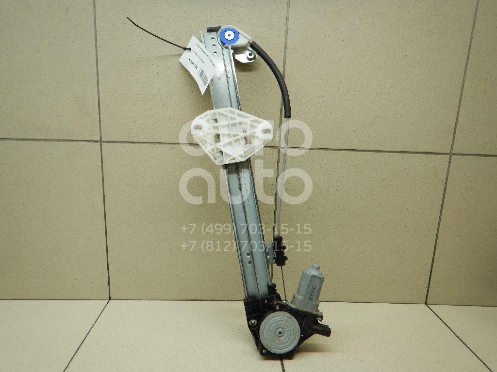 Купить Стеклоподъемник электр. задний правый Honda Accord VIII 2008-2015; (72710TL0013)