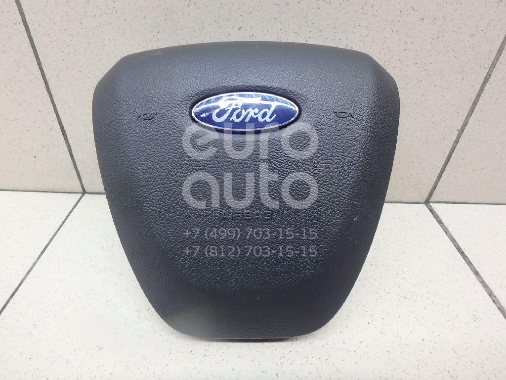 Купить Подушка безопасности в рулевое колесо Ford Fiesta 2008-; (AE8Z54043B13AA)