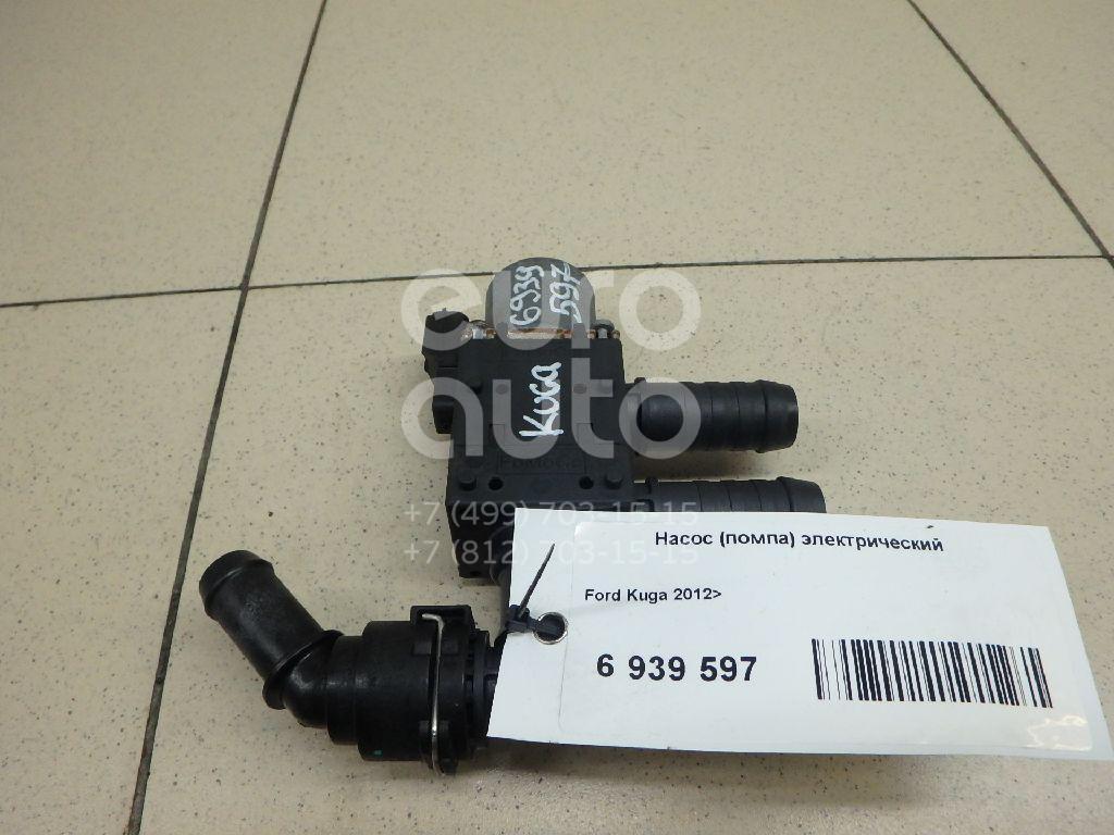 Клапан отопителя Ford Kuga 2012-; (CV6Z8C605T)
