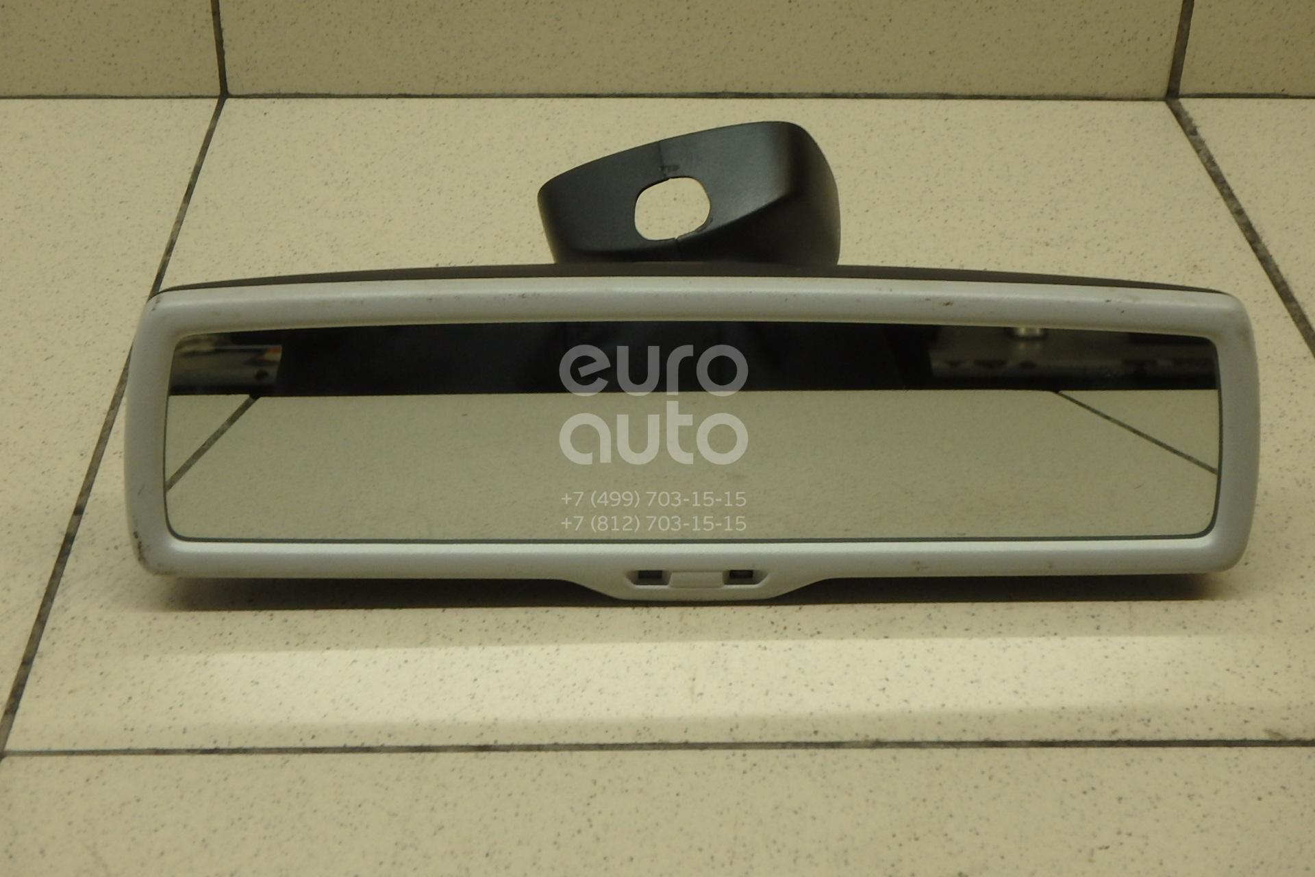 Зеркало заднего вида Skoda Octavia (A5 1Z-) 2004-2013; (1K0857511DSMA)  - купить со скидкой