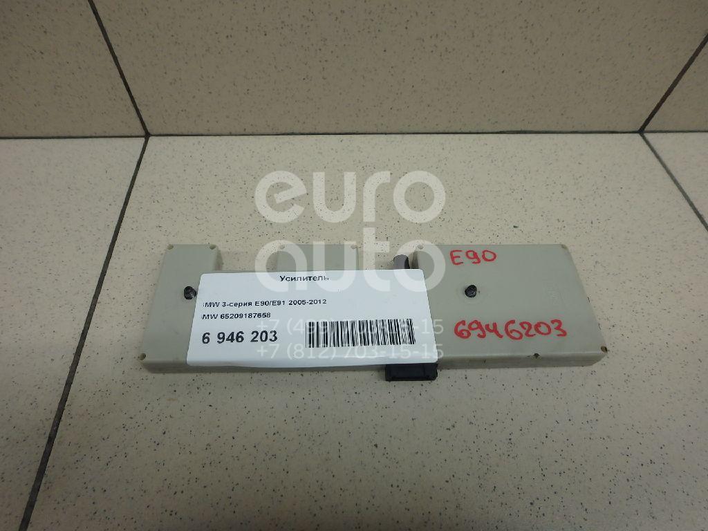 Купить Усилитель BMW 3-серия E90/E91 2005-2012; (65209187658)