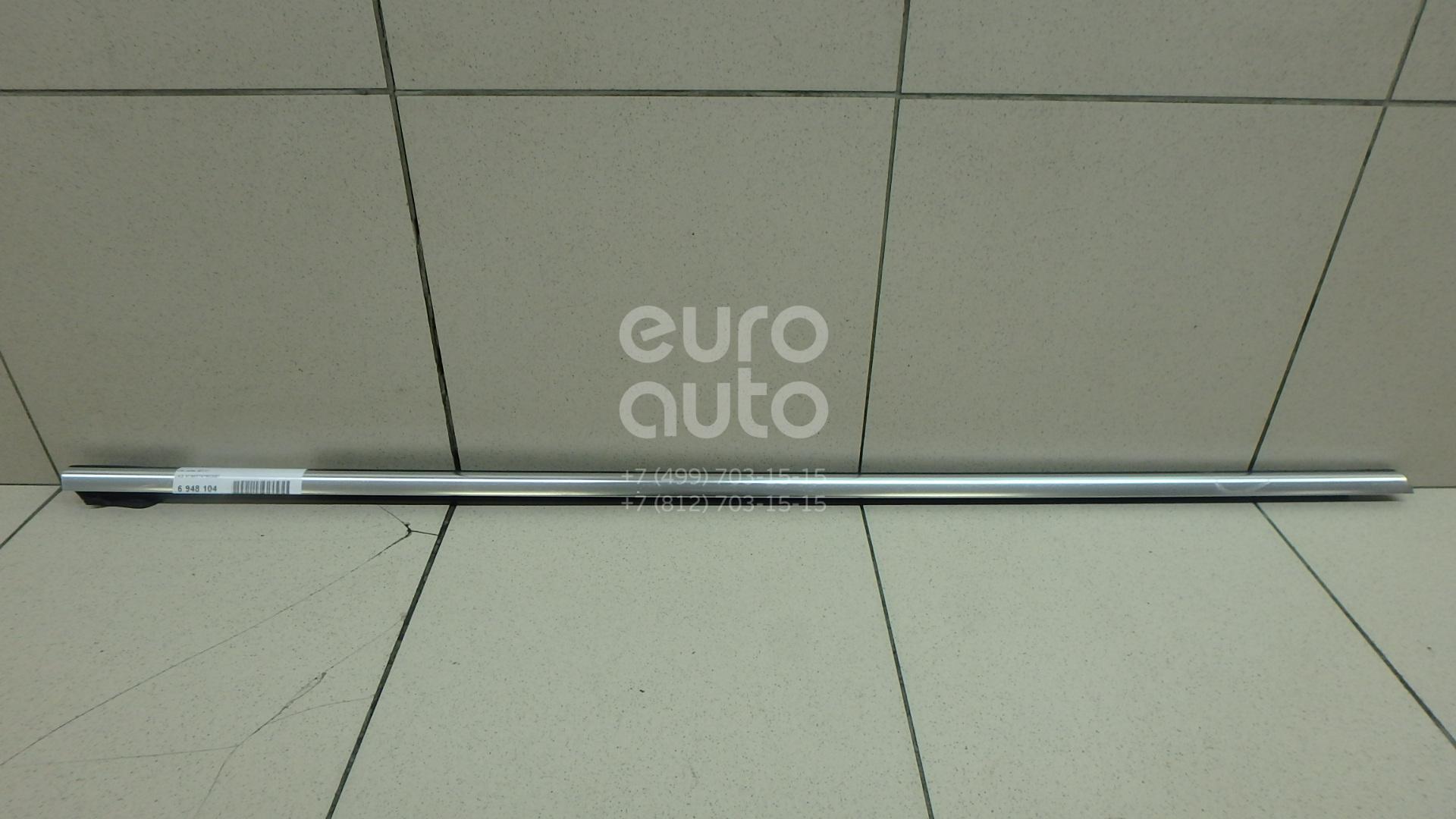 Купить Накладка стекла переднего правого VW Jetta 2011-; (5C6837476C3Q7)