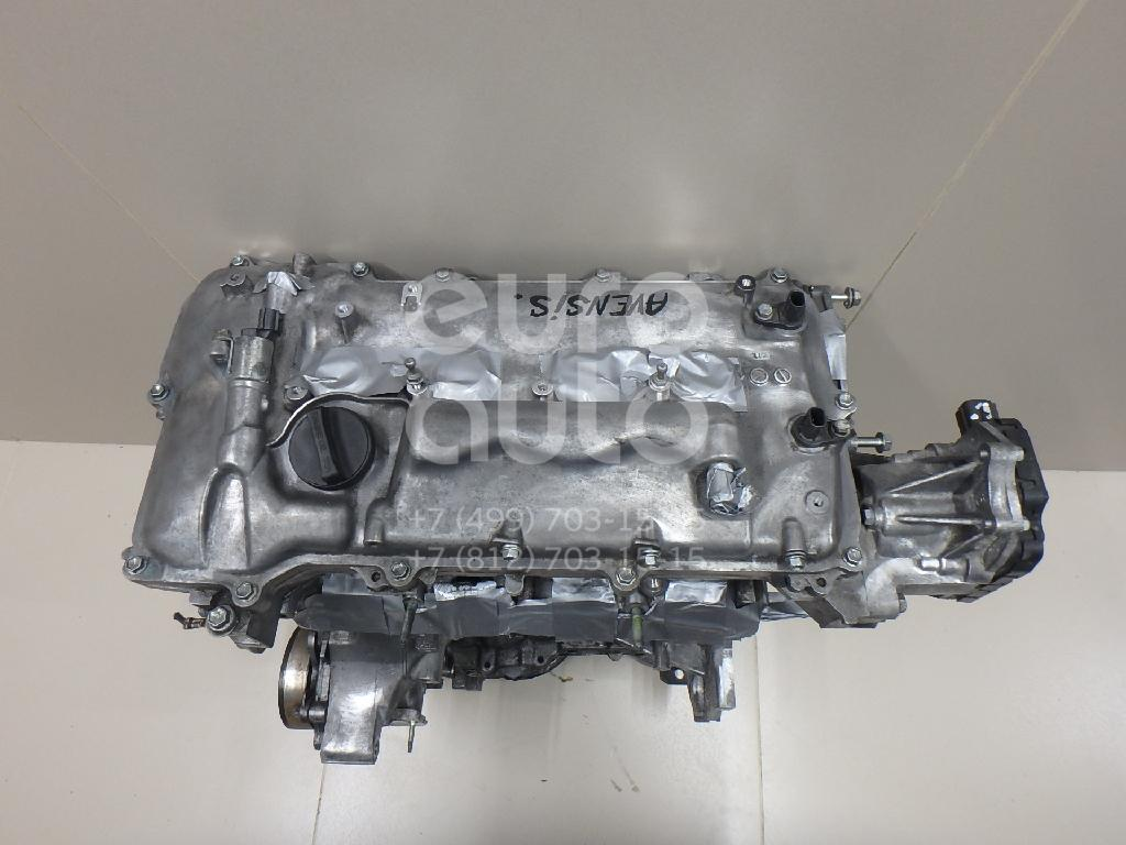 Купить Двигатель Toyota Avensis III 2009-; (190000T090)