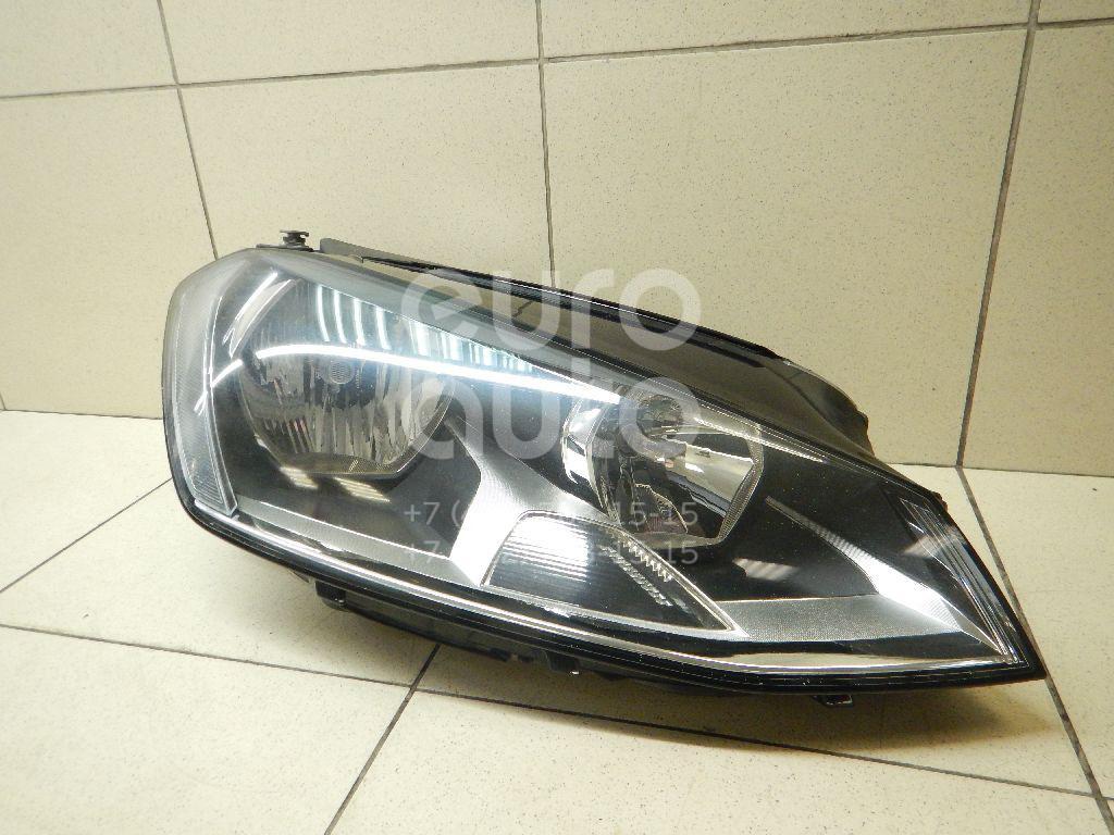 Купить Фара правая VW Golf VII 2012-; (5G2941006)