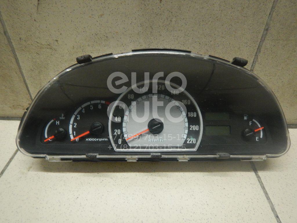 Купить Панель приборов Hyundai Matrix 2001-2010; (9400317330)