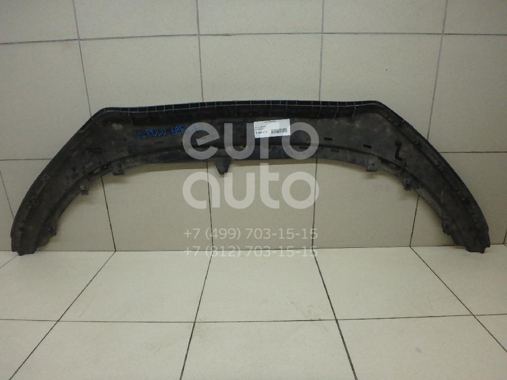 Купить Юбка передняя VW Polo (HB) 2009-; (6R0805915C)