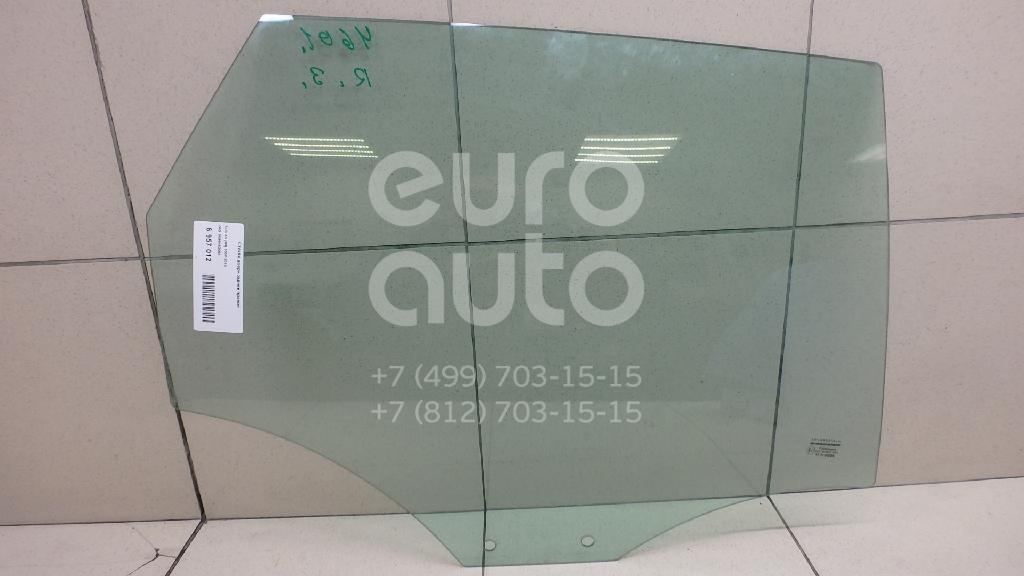 Купить Стекло двери задней правой Audi A4 [B8] 2007-2015; (8K9845206E)