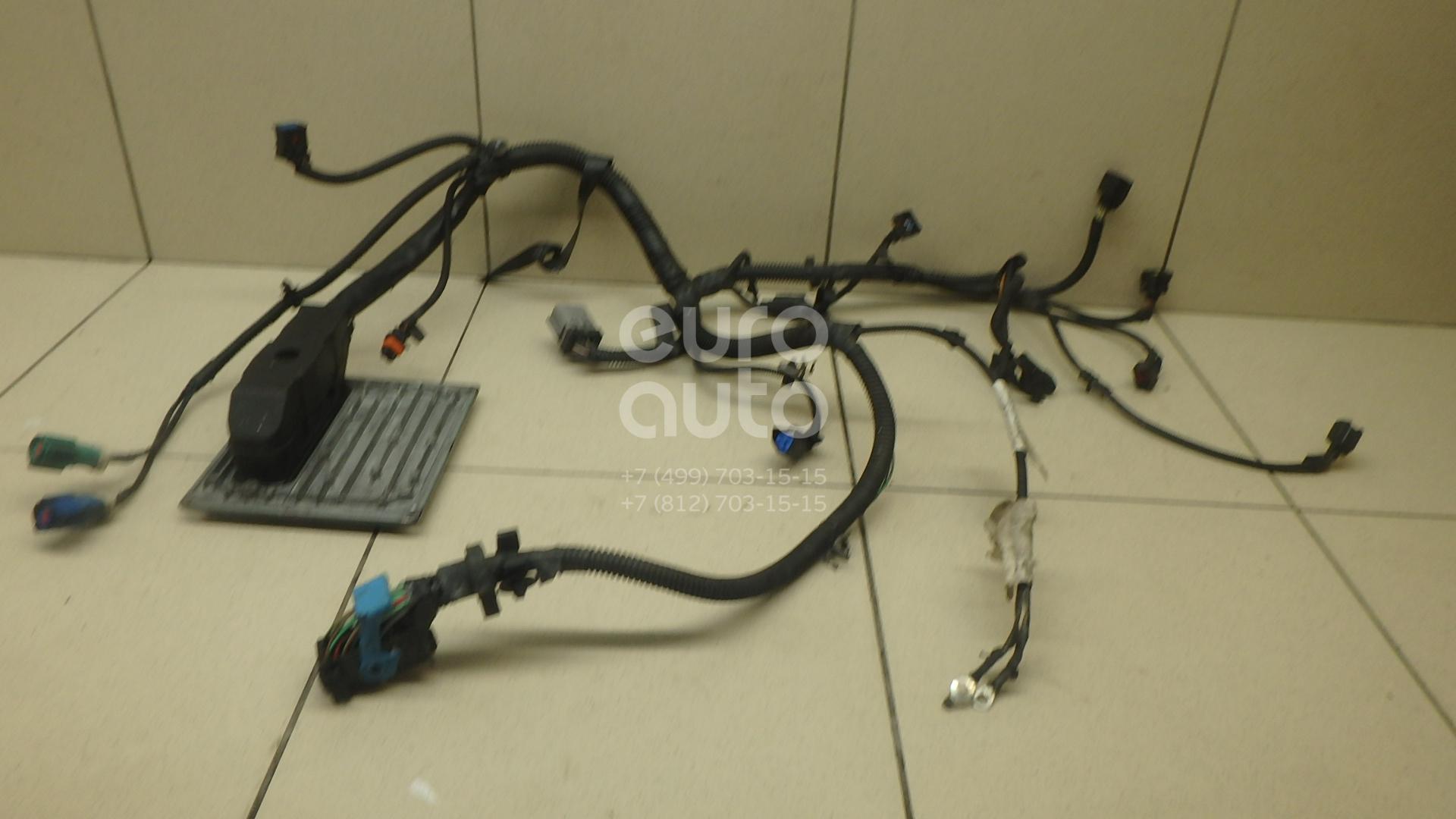 Купить Проводка (коса) Ford Focus II 2005-2008; (1453490)