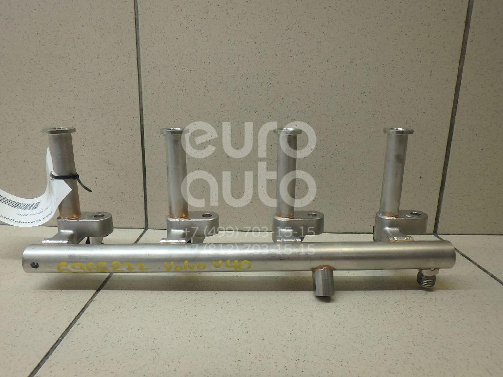 Рейка топливная (рампа) Volvo V40/V40 Cross Country 2012-; (31478556)  - купить со скидкой