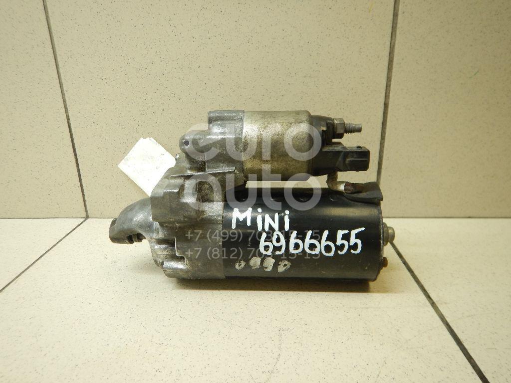 Купить Стартер Mini Clubman R55 2007-2014; (12417616698)