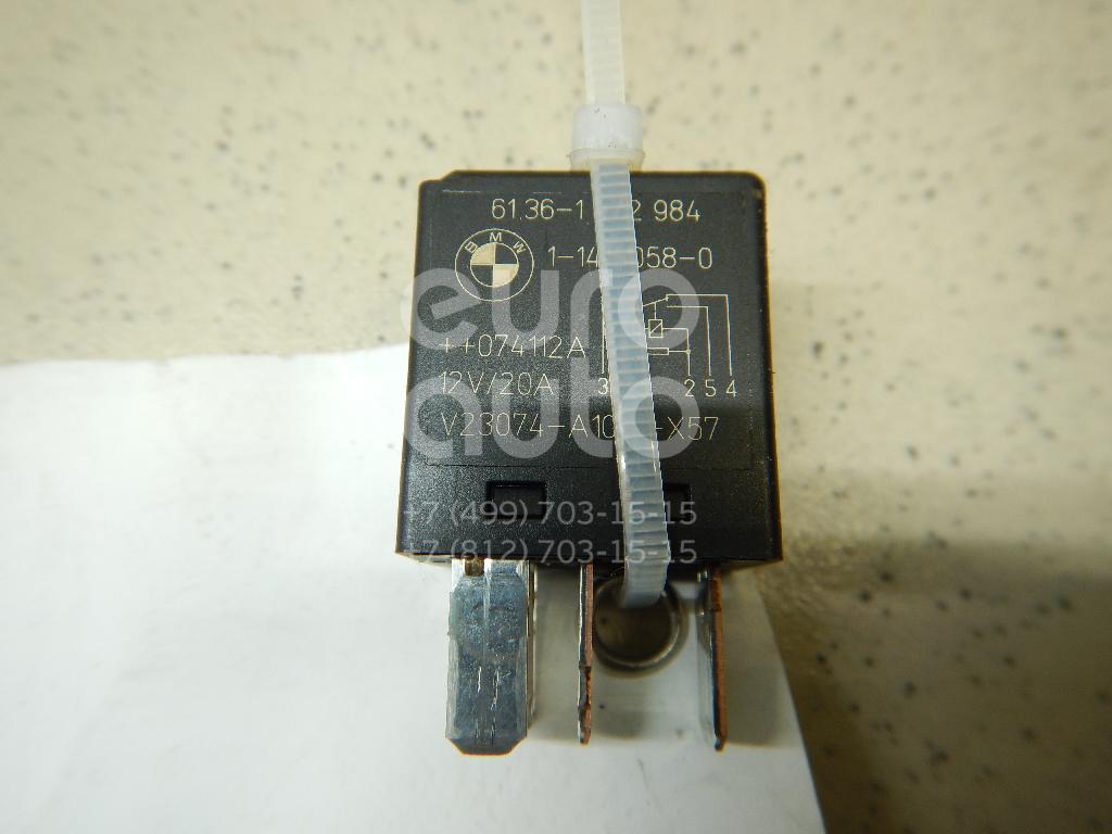 Купить Реле Mini Clubman R55 2007-2014; (61361472984)