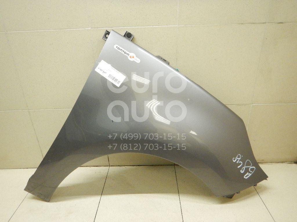 Купить Крыло переднее правое Renault Scenic III 2009-2015; (631004270R)