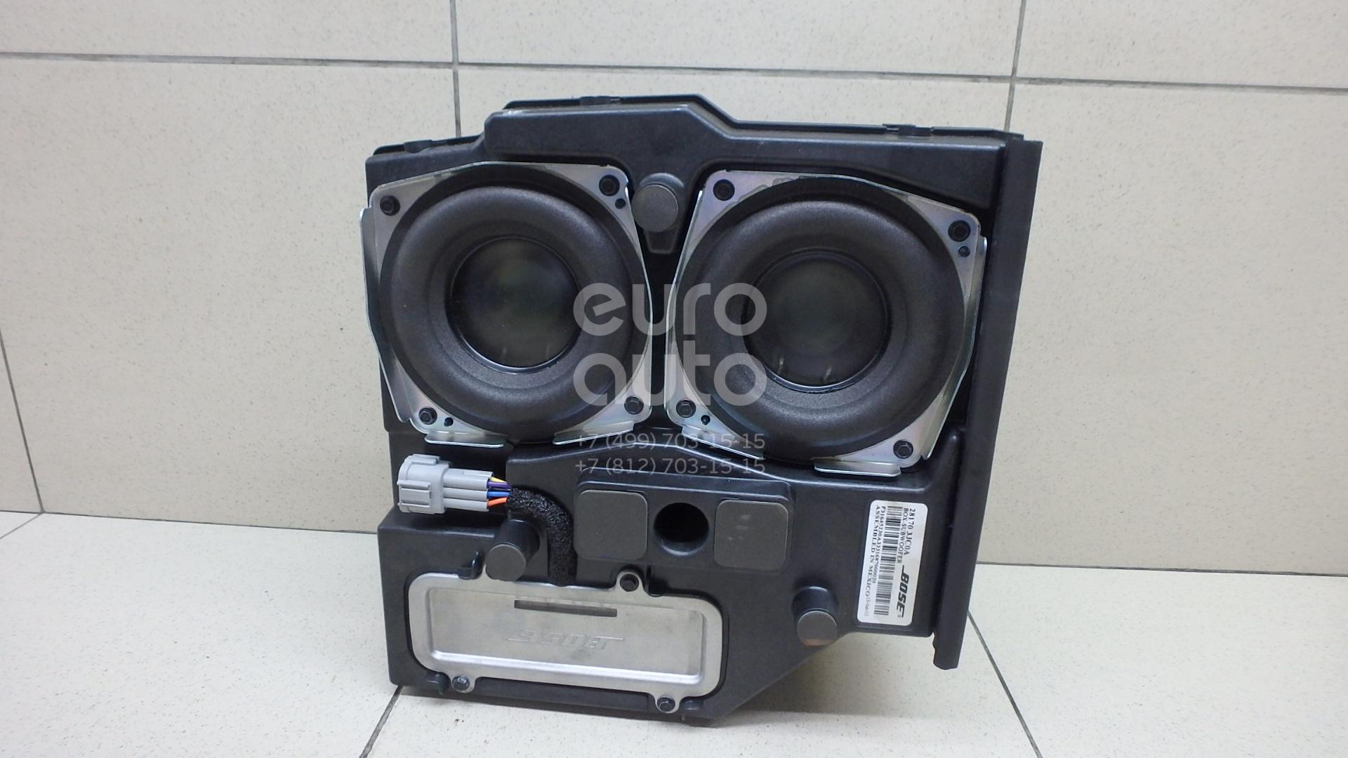 Купить Сабвуфер Nissan Pathfinder (R52) 2014-; (281703JC0A)