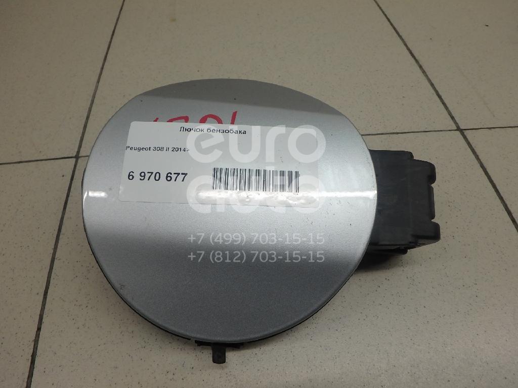 Купить Лючок бензобака Peugeot 308 II 2014-; (9677268980)