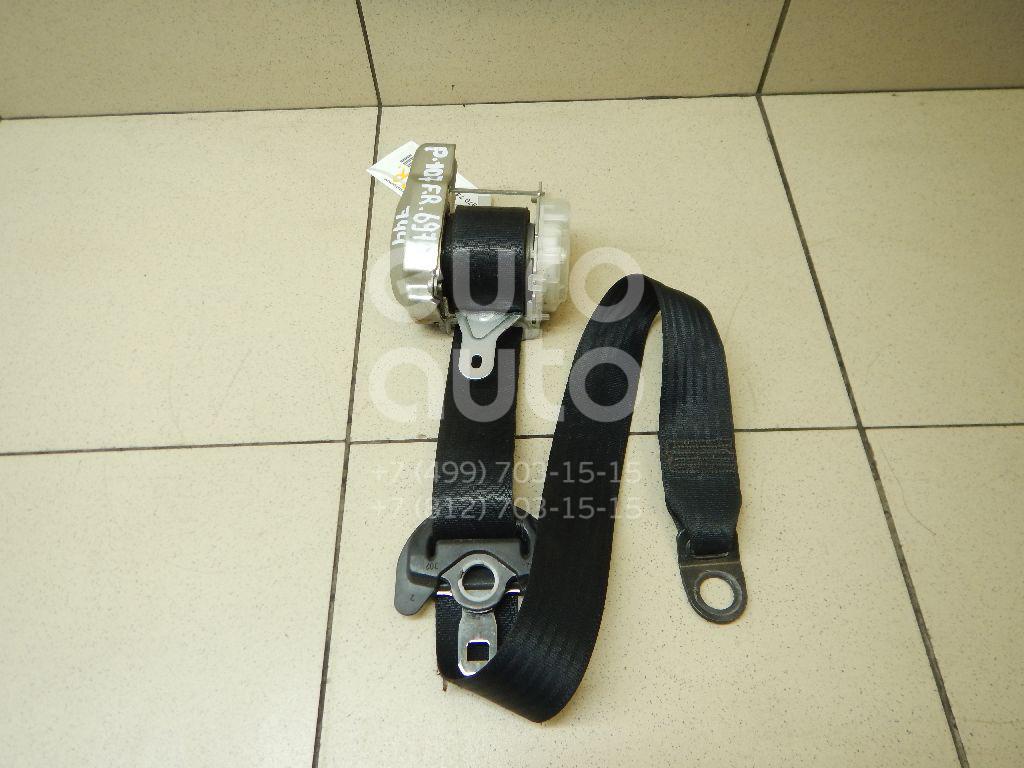 Купить Ремень безопасности с пиропатроном Peugeot 107 2006-2014; (8974LK)