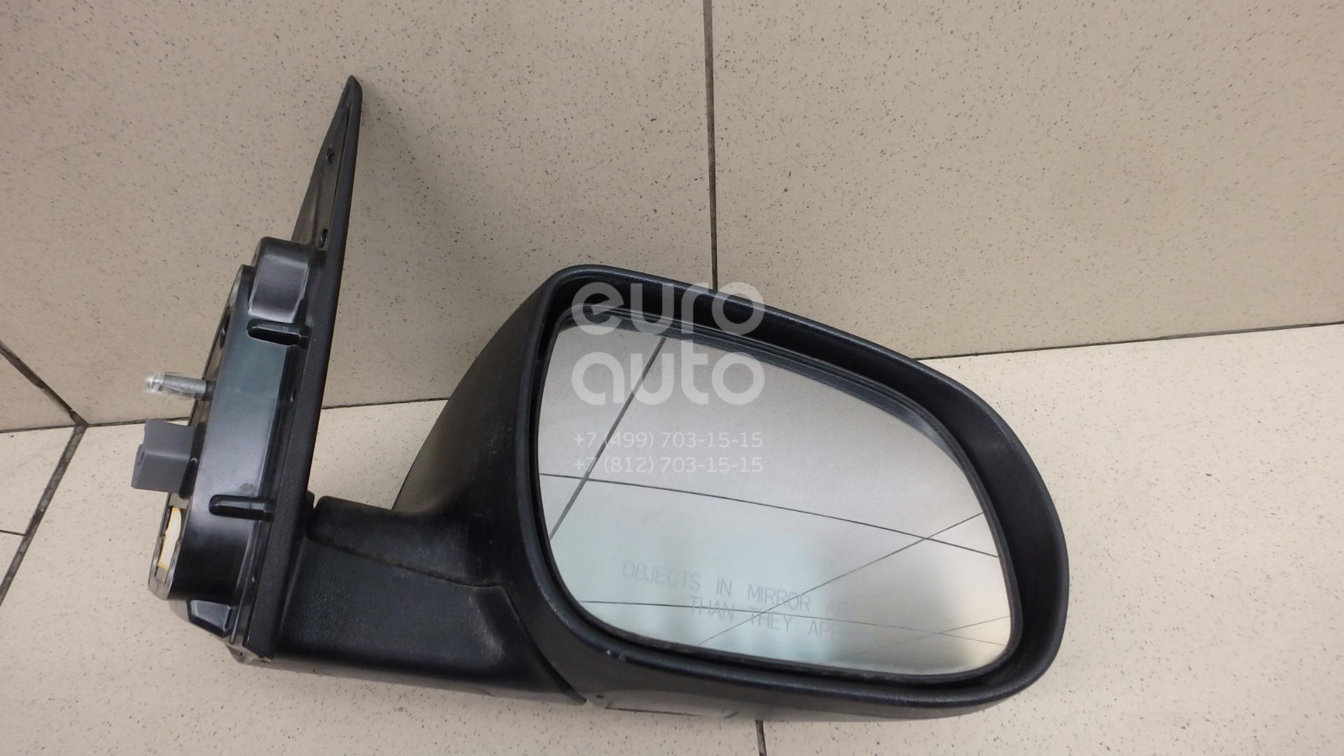 Купить Зеркало правое электрическое Kia Cerato 2009-2013; (876061M005)