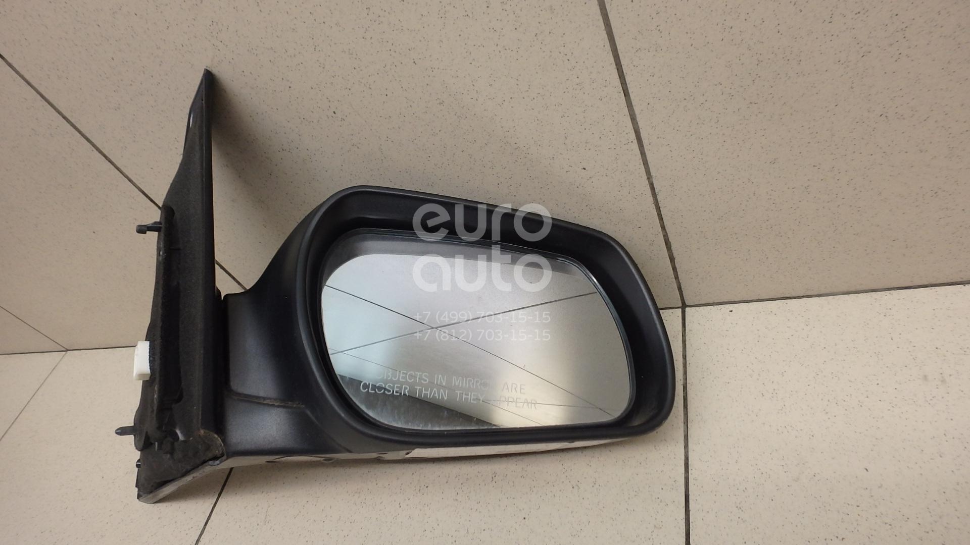 зеркало правое электрическое mazda 3 bk