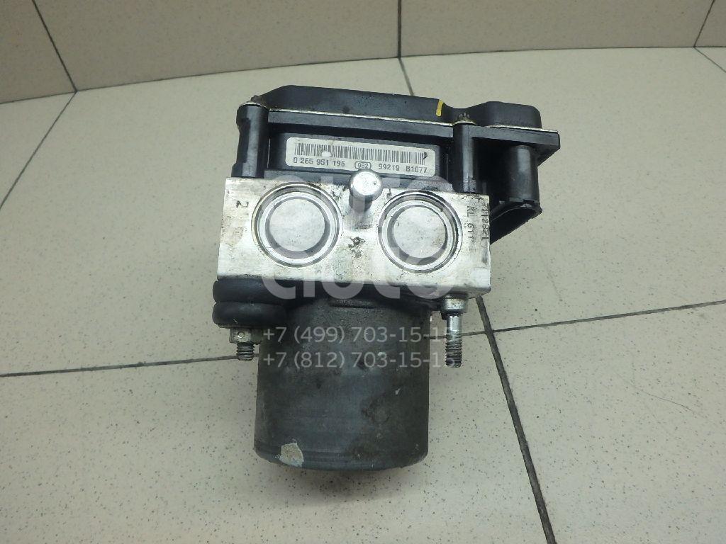 Блок ABS (насос) Toyota Camry V40 2006-2011; (4405006070)  - купить со скидкой