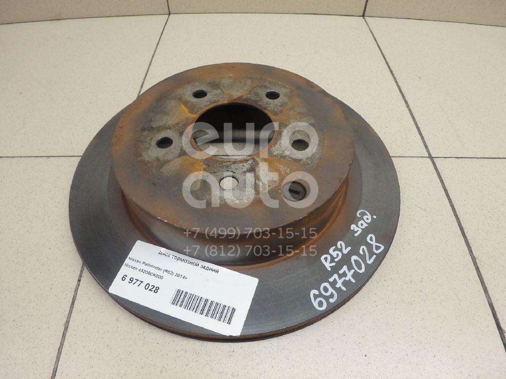 Купить Диск тормозной задний Nissan Pathfinder (R52) 2014-; (43206CK000)