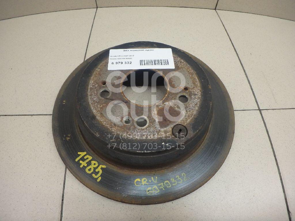 Диск тормозной задний Honda CR-V 2007-2012; (42510STKA00)