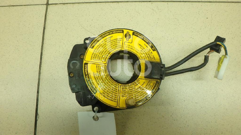 Механизм подрулевой для SRS (ленточный) Nissan Patrol (Y61) 1997-2009; (255545L325)
