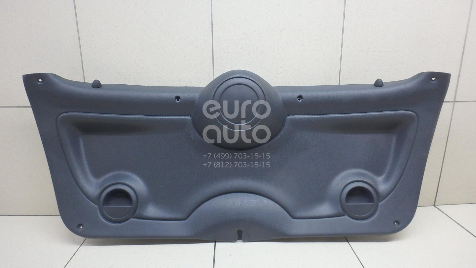 Купить Обшивка двери багажника Mini R53 2000-2007; (51497029839)