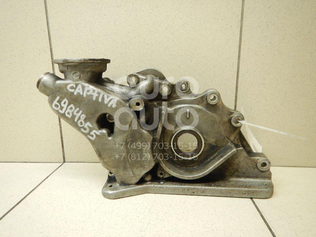 Купить Насос масляный Chevrolet Captiva (C100) 2006-2010; (96837743)