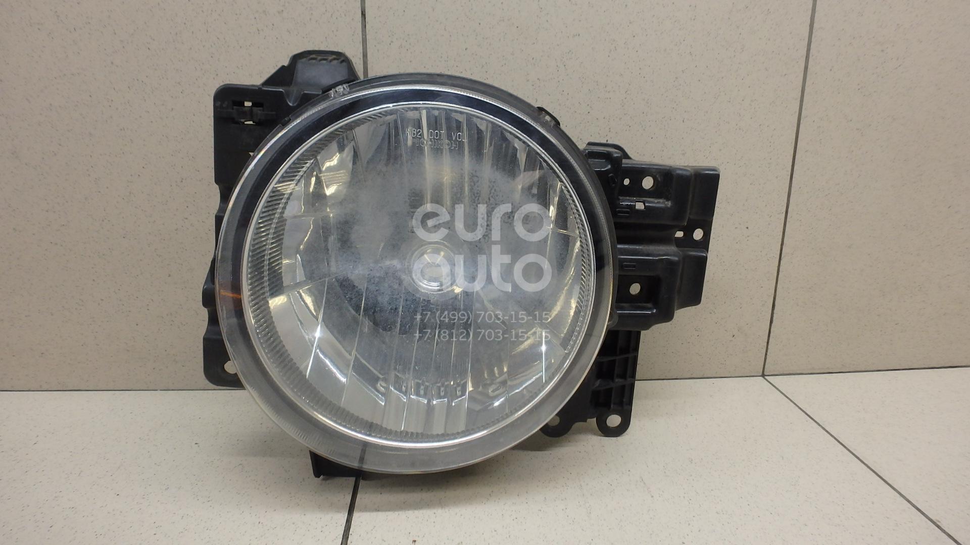 Купить Фара левая Toyota FJ Cruiser 2006-; (8107035444)