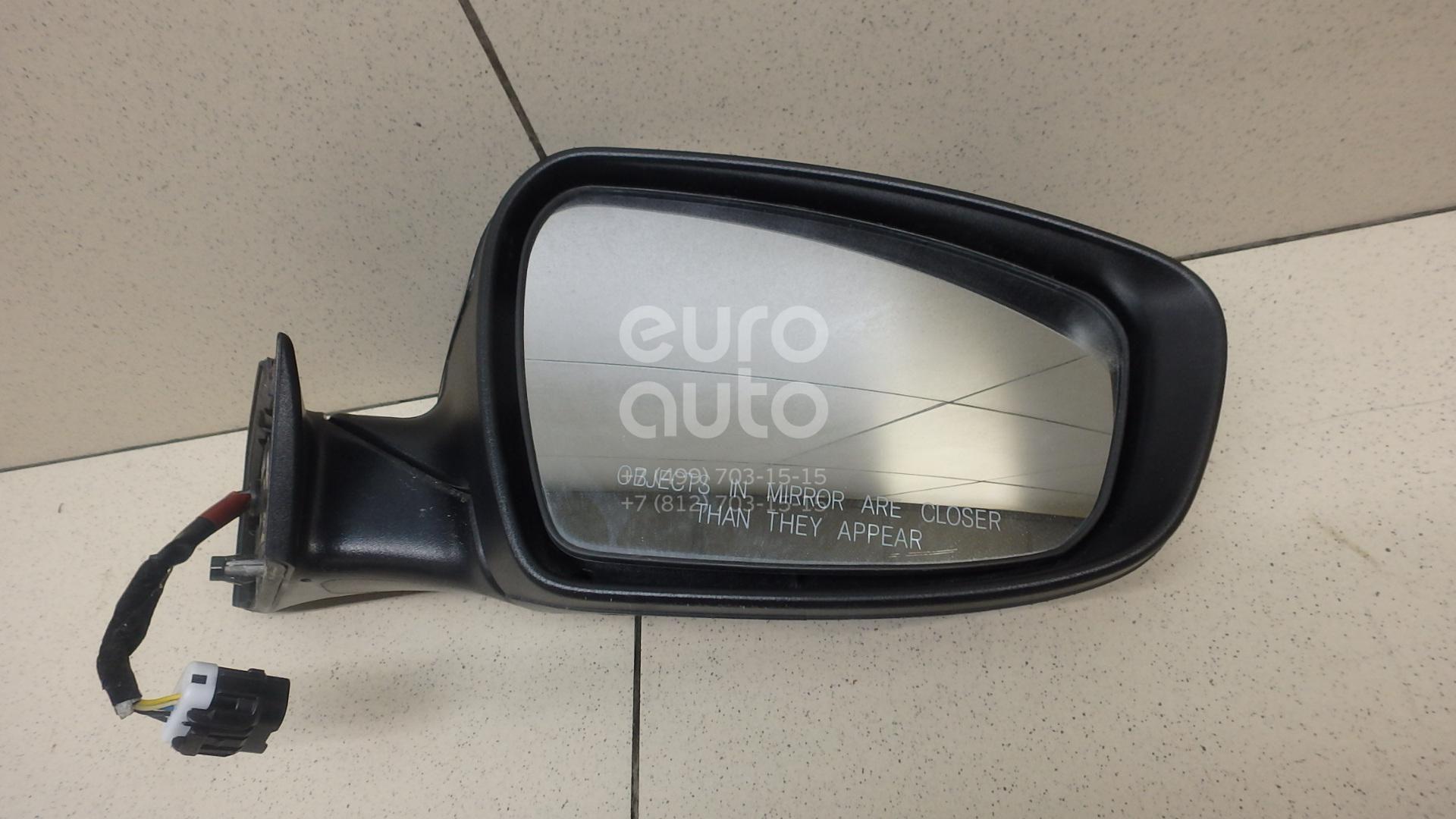 Купить Зеркало правое электрическое Kia Cerato 2013-; (87620A7200)