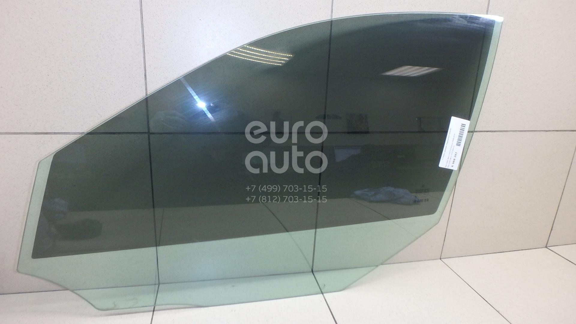 Стекло двери передней левой Mercedes Benz W212 E-Klasse 2009-2016; (2127250710)