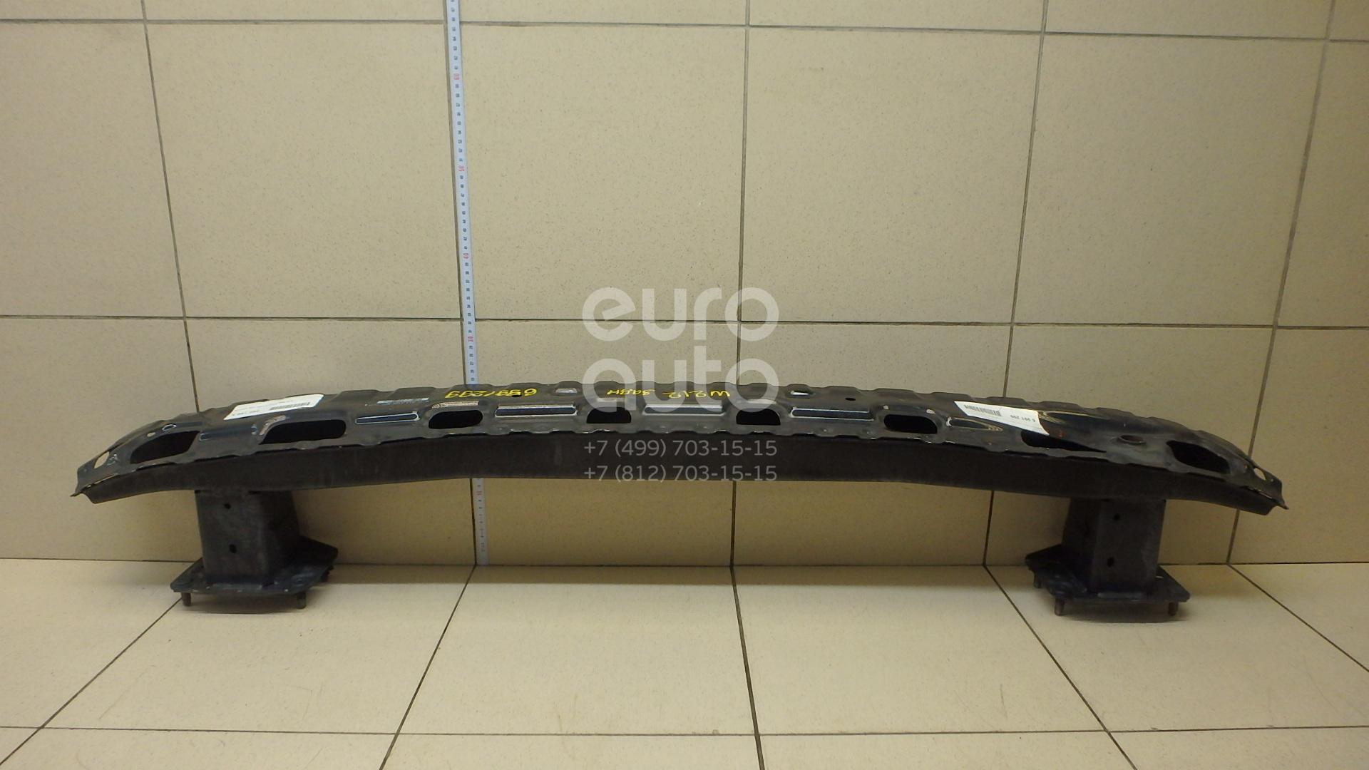 Купить Усилитель заднего бампера Mercedes Benz W212 E-Klasse 2009-2016; (2126101014)