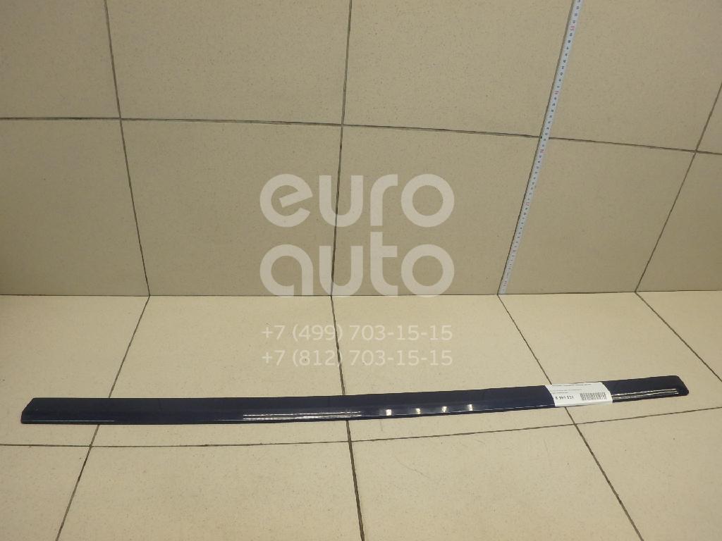 Купить Молдинг передней правой двери Skoda Octavia (A5 1Z-) 2004-2013; (1Z0853518A)