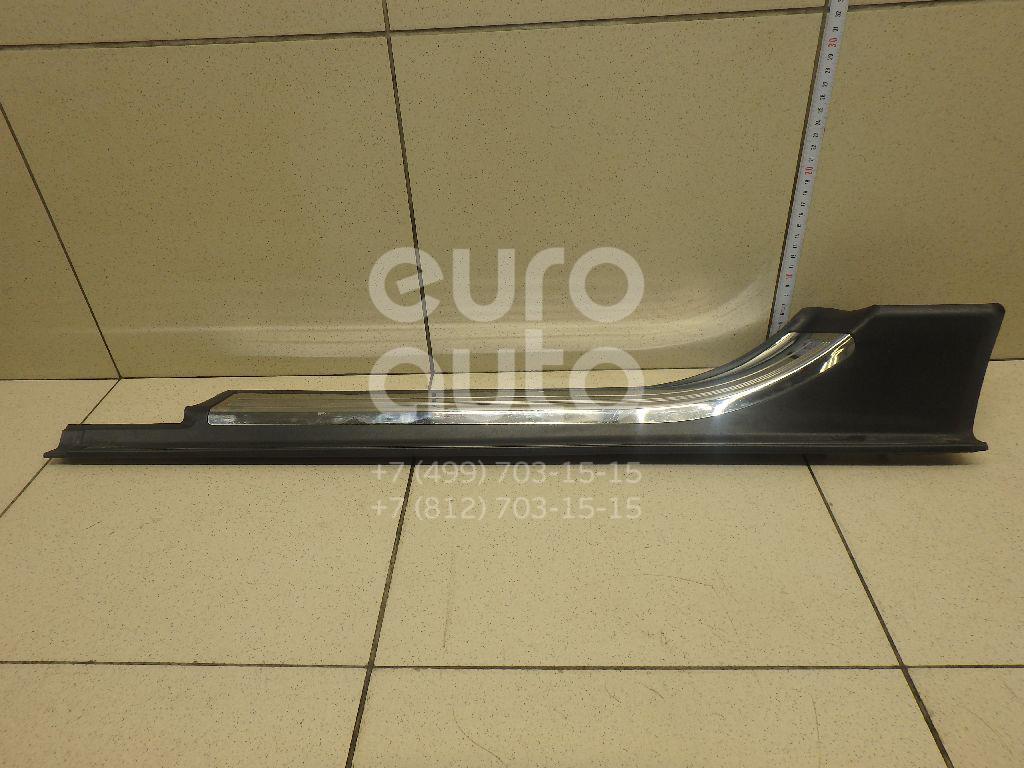 Купить Накладка порога (внутренняя) Mercedes Benz W220 1998-2005; (22068047357F24)