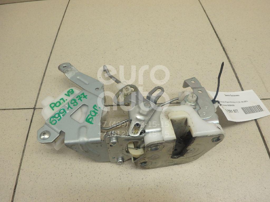Купить Замок багажника Mitsubishi Pajero/Montero IV (V8, V9) 2007-; (5828A008)