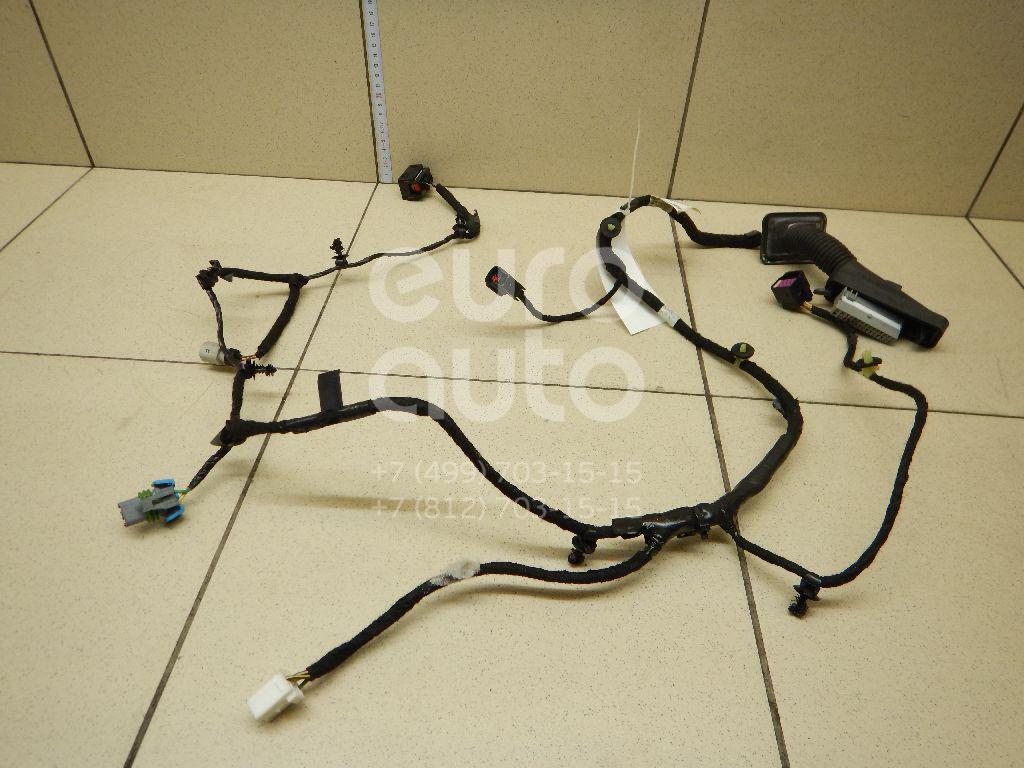 Проводка (коса) Chevrolet Aveo (T300) 2011-; (95936128)  - купить со скидкой