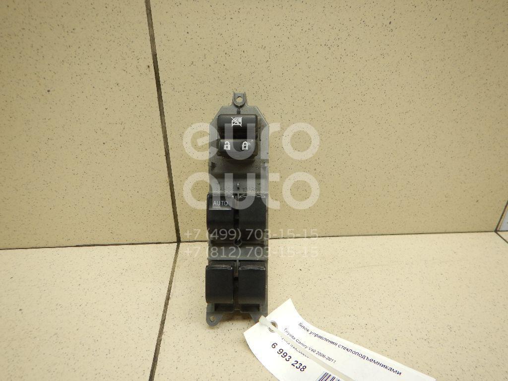 Купить Блок управления стеклоподъемниками Toyota Camry V40 2006-2011; (8482006061)