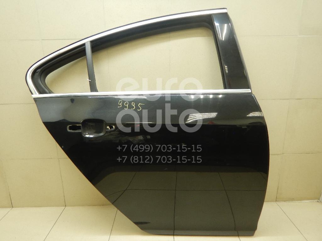 Дверь задняя правая Opel Insignia 2008-2017; (13469927)  - купить со скидкой