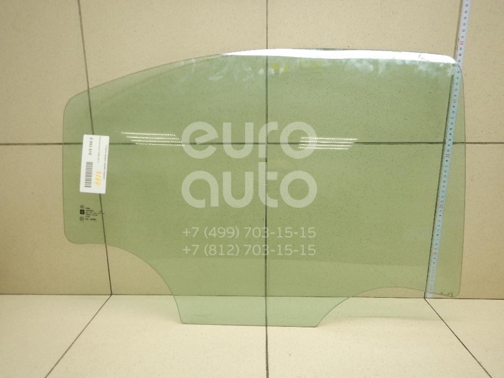 Купить Стекло двери задней правой Chevrolet Aveo (T300) 2011-; (95229725)