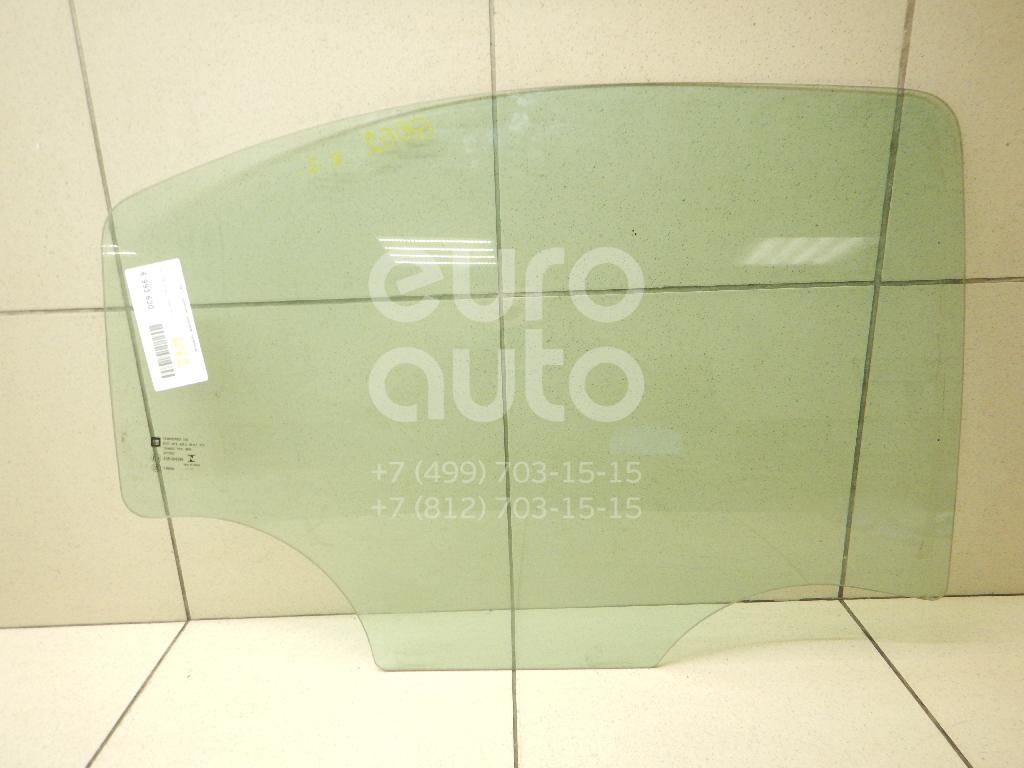 Стекло двери задней правой Chevrolet Aveo (T300) 2011-; (95229725)  - купить со скидкой