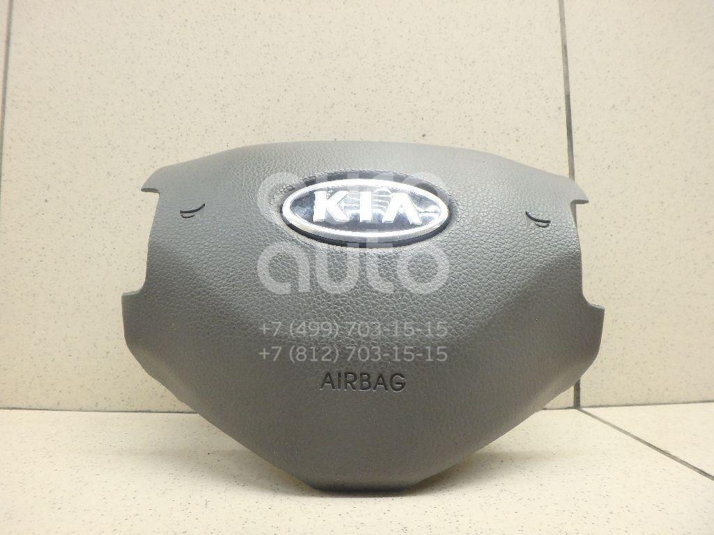 Купить Подушка безопасности в рулевое колесо Kia Sportage 2010-2015; (569003W500GAH)