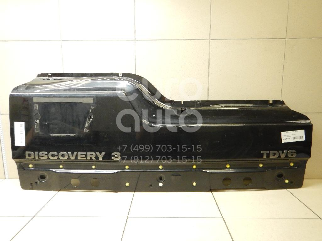 Дверь багажника нижняя Land Rover Discovery III 2004-2009; (BHA780080)