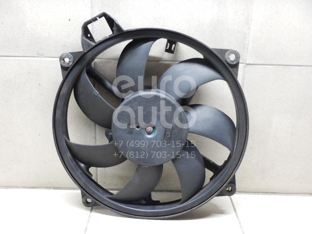 Купить Вентилятор радиатора Renault Scenic III 2009-2015; (214810898R)