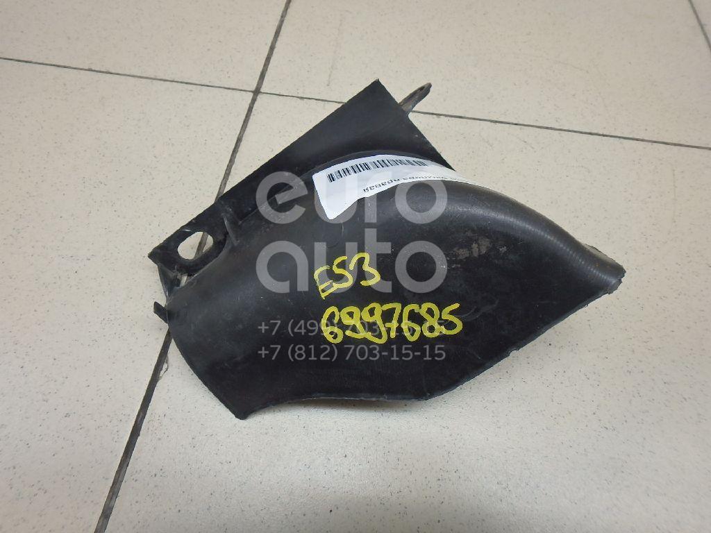 Накладка заднего бампера правая BMW X5 E53 2000-2007; (51128269746)